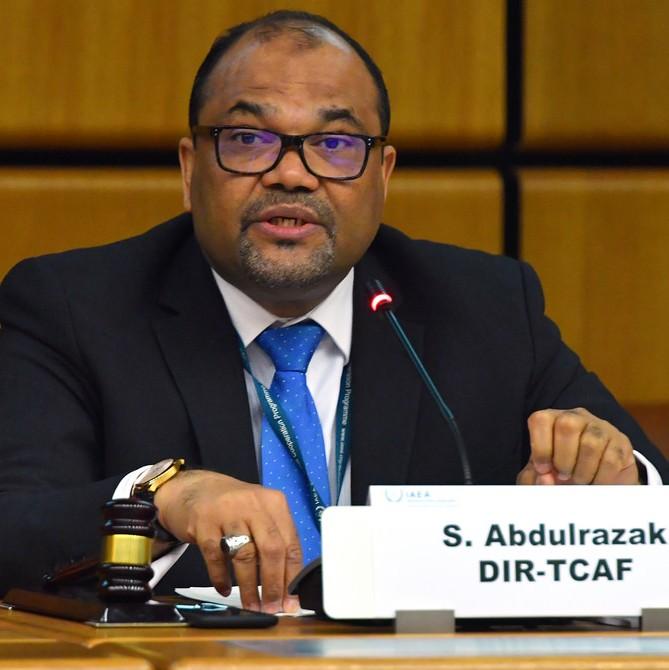 Prof. Shaukat Abdulrazak